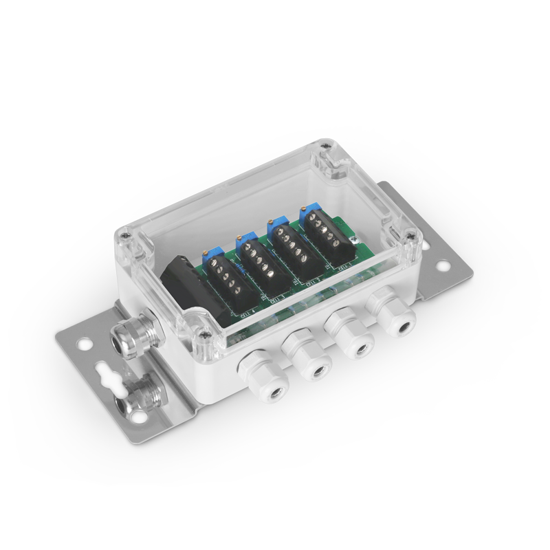 """JBQA"": ATEX EQUALISED JUNCTION BOX, WITH UP TO 4 LOAD CELLS