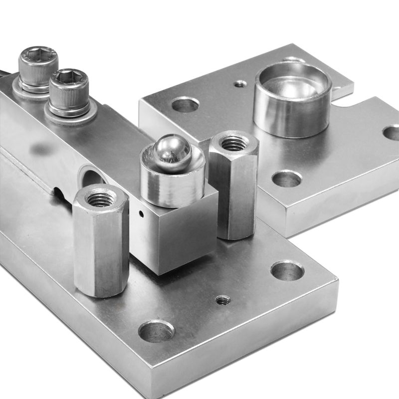 Load Cell Assembly : Nickel plated kit quot ksbc series for shear beam sbx load