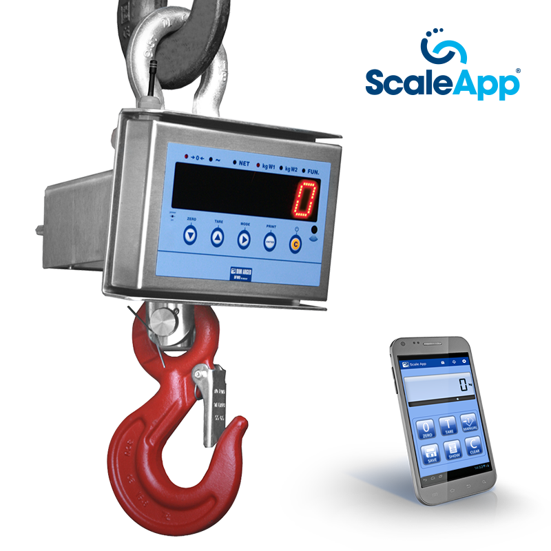 SCALEAPP: MANAGING THE SCALE WITH YOUR SMARTPHONE OR TABLET